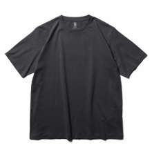 BATONER / バトナー   PACK T-SHIRT (DEGREASE COTTON) (メンズ) - L.Navy