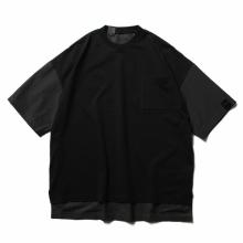 N.HOOLYWOOD / エヌハリウッド   2211-CS06-013-peg T-SHIRT - Black