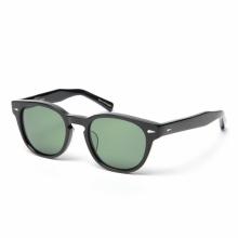 kearny / カーニー | wellington - Black / lens Dark Green