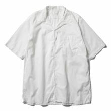 COMOLI / コモリ | ベタシャン オープンカラーシャツ - White