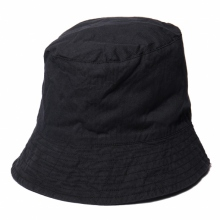 ENGINEERED GARMENTS / エンジニアドガーメンツ | Bucket Hat - Cotton Cordlane - Black