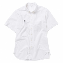 ....... RESEARCH | Animal Big B.D. S/S - Lightweight Ox - Off White