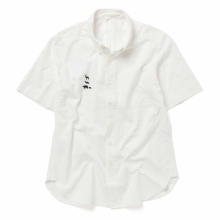 ....... RESEARCH | Animal B.D. S/S - Lightweight Ox - Off White
