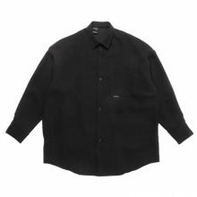 N.HOOLYWOOD / エヌハリウッド | 2212-SH24-098-peg POCKET SHIRT - Black