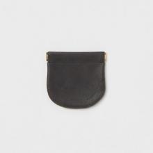 Hender Scheme / エンダースキーマ   coin purse M - kudu leather - Black