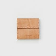 Hender Scheme / エンダースキーマ   clasp wallet - Natural