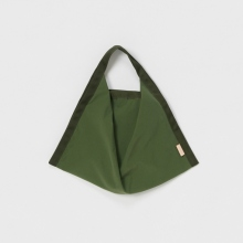 Hender Scheme / エンダースキーマ   origami bag small 3 layer nylon - Olive Green