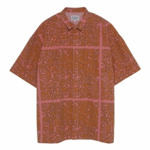 C.E / シーイー | NOISE C2 SHORT SLEEVE SHIRT - Pink