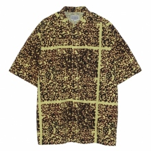 C.E / シーイー | NOISE C2 SHORT SLEEVE SHIRT - Yellow