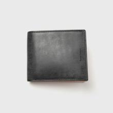 Hender Scheme / エンダースキーマ | half folded wallet - Black
