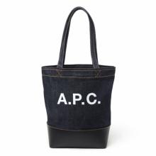 A.P.C. / アーペーセー | Axelle スモールトートバッグ - Dark Navy