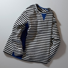 CURLY / カーリー | CONFUSED LS BORDER TEE