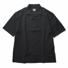 THE NORTH FACE / ザ ノース フェイス | S/S Open-Collared Knit Shirt - K ブラック