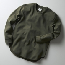 CURLY / カーリー | CLOUDY LS CN TEE