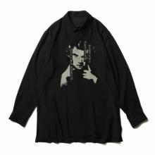 Yohji Yamamoto POUR HOMME / ヨウジ ヤマモト | YY-A21-0000-021/HX-B50-843-1 - Black