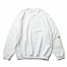 N.HOOLYWOOD / エヌハリウッド | 9212-CS85-pieces CREW NECK SWEATSHIRT - White