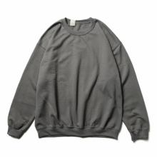 N.HOOLYWOOD / エヌハリウッド | 9212-CS84-pieces CREW NECK SWEATSHIRT - Charcoal