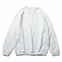 N.HOOLYWOOD / エヌハリウッド | 9212-CS84-pieces CREW NECK SWEATSHIRT - White
