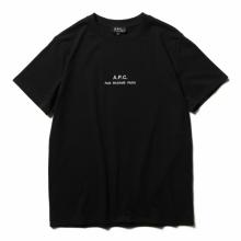 A.P.C. / アーペーセー | Petite Rue Madame Tシャツ - Black