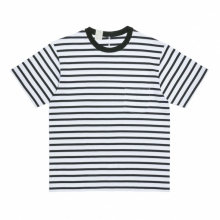 N.HOOLYWOOD / エヌハリウッド | 16-001 RCH CREW NECK T-SHIRT - Black border