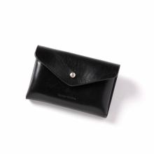 Hender Scheme / エンダースキーマ | one piece card case - Black