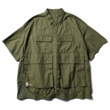 FreshService / フレッシュサービス | Five Pocket Shirt - Khaki