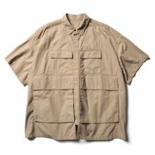 FreshService / フレッシュサービス | Five Pocket Shirt - Beige