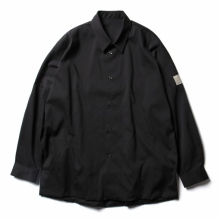 ESSAY / エッセイ | SH-1 Ballon Shirt - Black