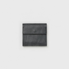 Hender Scheme / エンダースキーマ   clasp wallet - Black