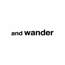 and wander / アンドワンダー | CORDURA typewriter shirt (M) - Black