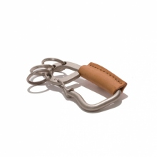 hobo / ホーボー | Brass Carabiner with Shade Leather