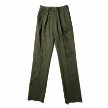NEAT / ニート | Cotton Satin / Standard - Olive