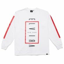 ELVIRA / エルビラ | VERTICAL NYC L/S T-SHIRT - White