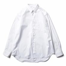 COMME des GARCONS SHIRT | FOREVER / PLAIN GROUP SHIRT Wide Classic - White