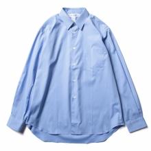 COMME des GARCONS SHIRT | FOREVER / PLAIN GROUP SHIRT Wide Classic - Blue
