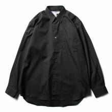 COMME des GARCONS SHIRT | FOREVER / PLAIN GROUP SHIRT Wide Classic - Black