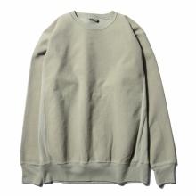 AURALEE / オーラリー | SUPER MILLED SWEAT P/O - Light Khaki