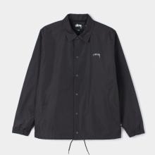 STUSSY / ステューシー | Cruize Coach Jacket - Black
