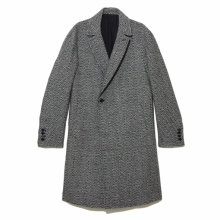 NAISSANCE / ネサーンス | VINTAGE TWEED COAT - Gray