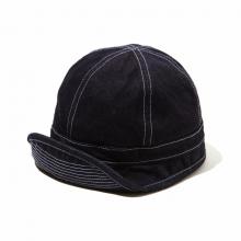 NAISSANCE / ネサーンス | WORK CAP - Indigo