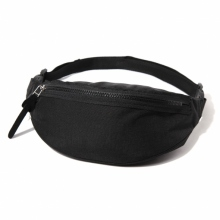 kiruna /  キルナ | WAIST BAG - RETROTEX - Black