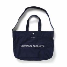 UNIVERSAL PRODUCTS / ユニバーサルプロダクツ | NEWS BAG SMALL - Navy