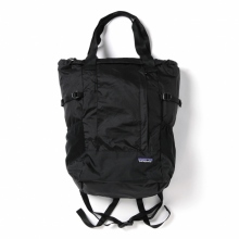 patagonia / パタゴニア | Lightweight Travel Tote Pack - Black
