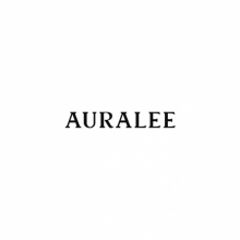 AURALEE / オーラリー   SUPER SOFT SWEAT BIG P/O - Black
