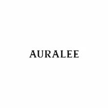 AURALEE / オーラリー   LUSTER PLAITING L/S TEE - Black