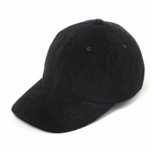 WELLDER / ウェルダー | Six-Panels Cap - Black