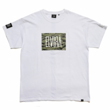 ELVIRA / エルビラ | TIGER CAMO BOX T-SHIRT - White