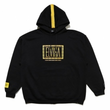 ELVIRA / エルビラ | PLAID BOX HOODY - Black