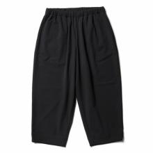 N.HOOLYWOOD / エヌハリウッド | 292-CP06-019-peg CROPPED EASY PANTS - Black