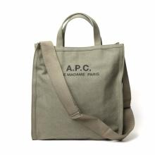A.P.C. / アーペーセー | Récupération ショッピングバッグ - Khaki